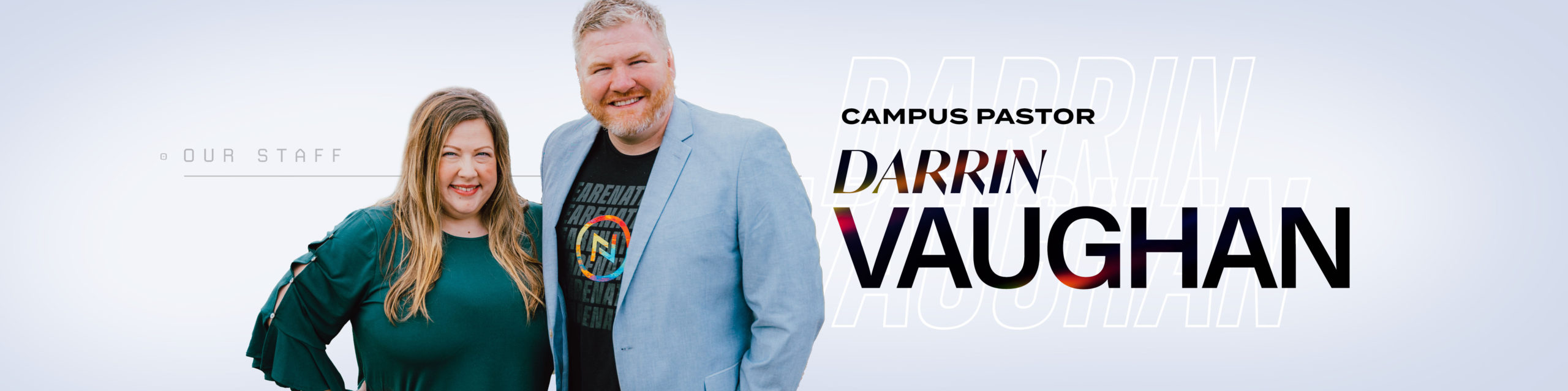 Campus Pastor Darrin Vaughan of Nations Church Orlando