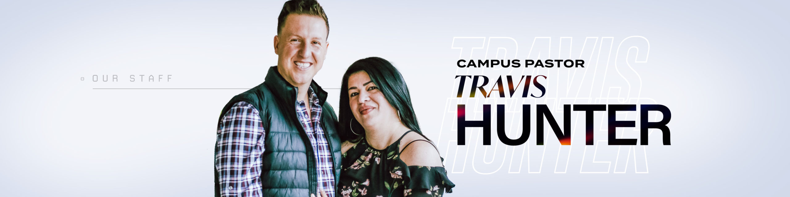 Travis Hunter - Campus Pastor of Nations Church Orlando