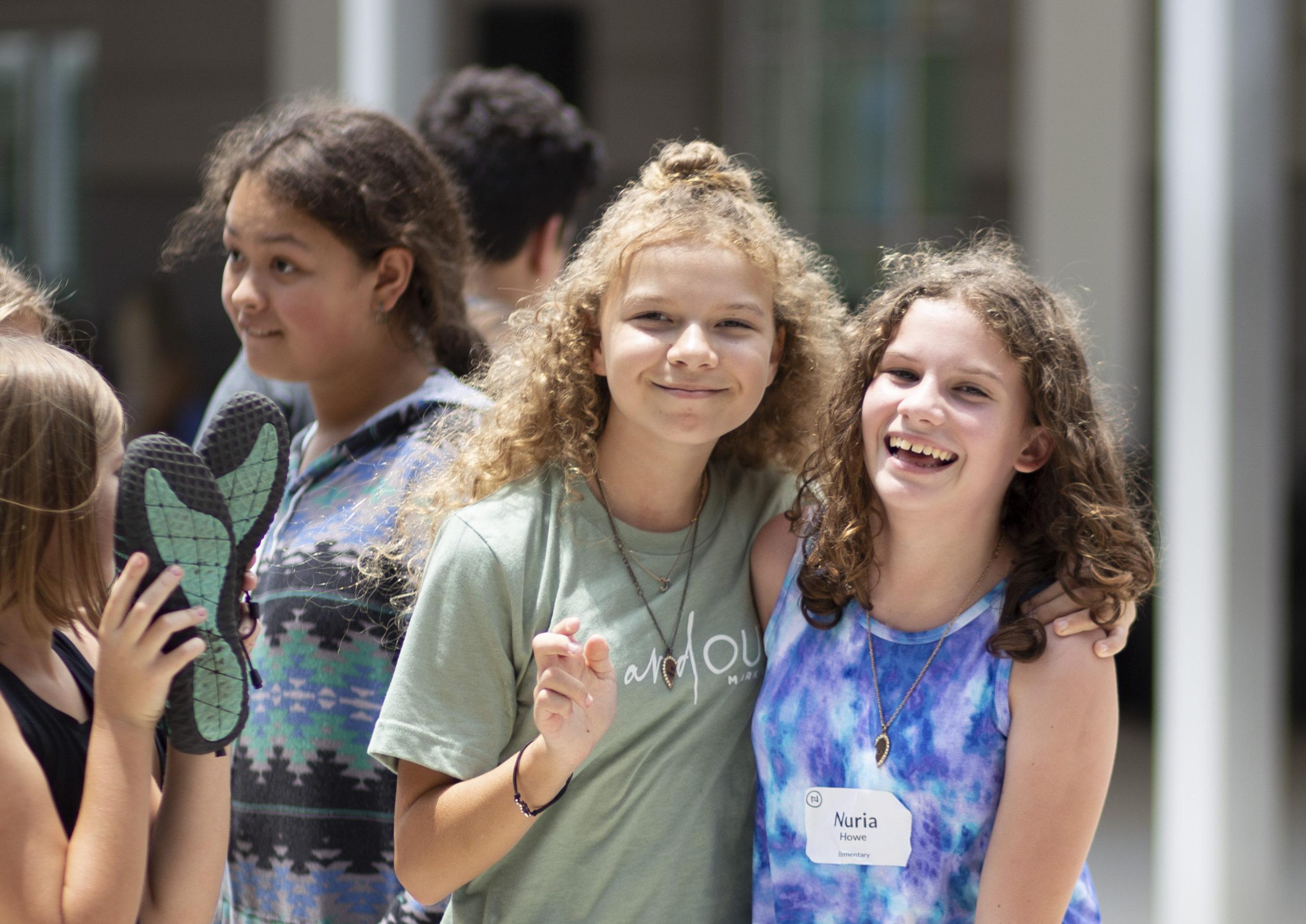 Nations Kids at a Nations Church Orlando Service
